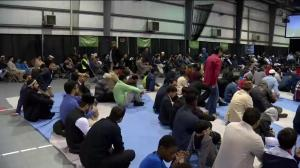 Thousands from Ahmadiyya Muslim community join in Saskatoon